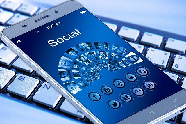 as redes sociales en datos