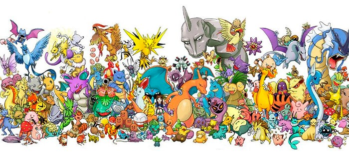 pokemon primera generación