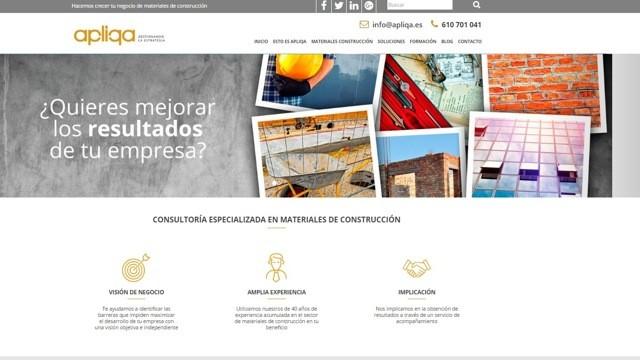 diseño web apliqa