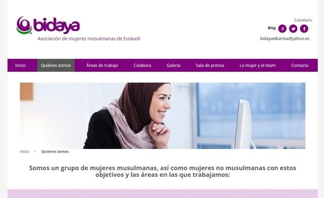 diseño web bidaya