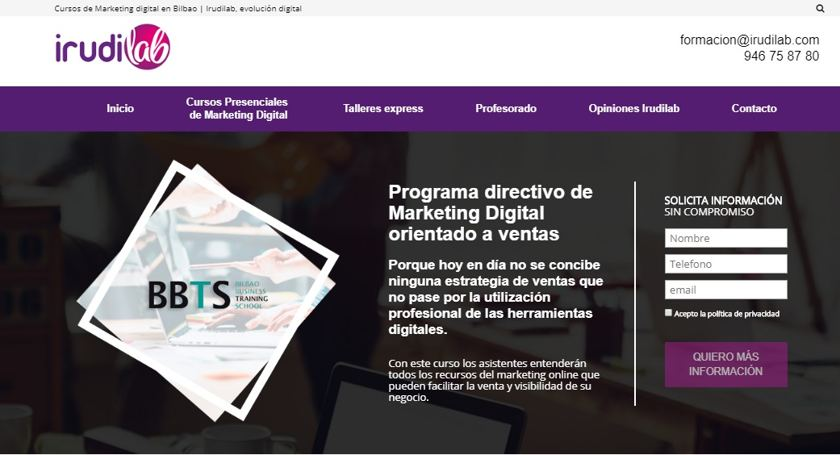 curso marketing digital bbts