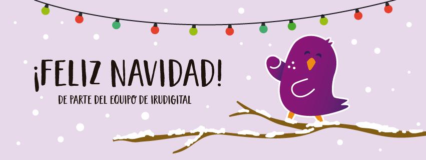 felicitacion navidad irudigital
