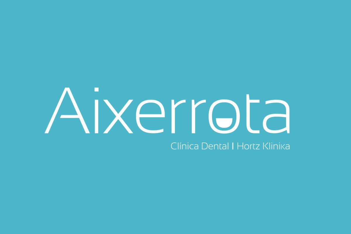 Aixerrota Dental logotipo