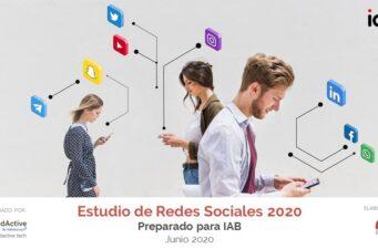 estudio anual redes sociales 2020