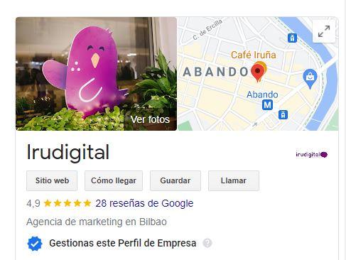 10 errores que debes evitar en tu ficha de Google my business